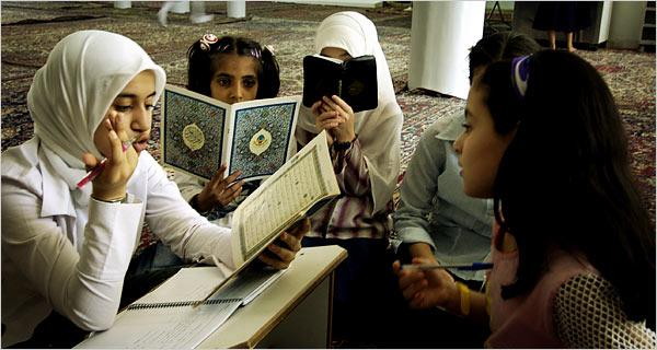 Learning Quran for beginners